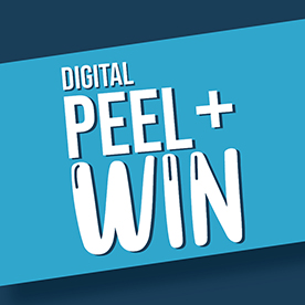 Digital Peel & Win
